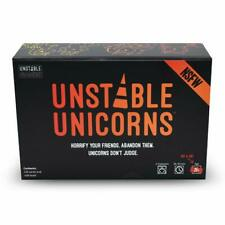 Unstable Unicorns Nsfw Card Game A strategic card game and party game for adults