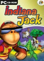 Indiana Jack PC CD ROM GAMES
