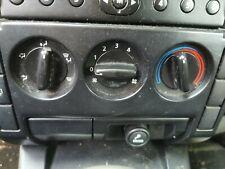 Freelander 2004 Heater Control Panel Facelift Model