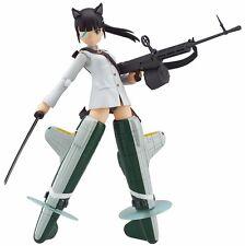 Figma 282 Strike Hexen Mio Sakamoto Actionfigur Max Factory Neu von Japan Action- & Spielfiguren