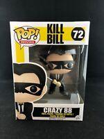Funko Pop Vinyl Movies Kill Bill Crazy 88