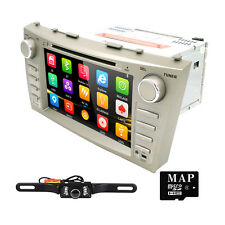 Toyota Camry 2007-2011 8Inch 2DIN In-Dash Stereo Car DVD Player GPS BT IPOD RDS