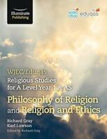 WJEC/Eduqas Religious Studies for A Level Year 1 & AS - Philosophy of Religion a