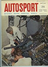 Autosport May 13th 1966 *Targa Florio & Zolder F2 & Monza F3*