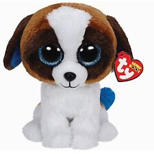 Ty Beanie Babies 37012 Boos Duke the Dog Boo Buddy