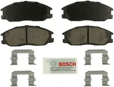 Disc Brake Pad Set-Blue Brake Pads with Hardware Front Bosch Be864H