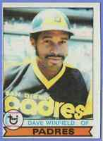 1979 Topps Dave Winfield San Diego Padres #30