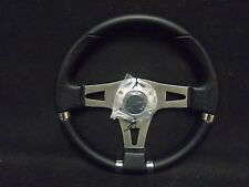 "13"" Sport Boat Steering Wheel with Hub (STWHW105-N4) Boat/Marine"
