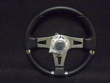 "13"" Sport Boat Steering Wheel with Hub (STWHW105-N4) Boat/Marine"