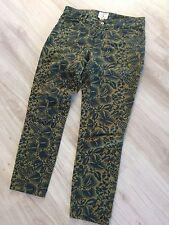 GANT Hose 36 S M Bastian MB Leinenhose Preppy Rugger perfect Skinny Jeans Safari