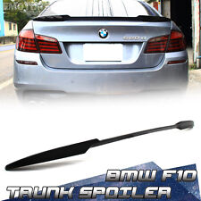 PAINTED BMW F10 Saloon 5-Series M4 Style Sport Trunk Boot Spoiler 525d 550i