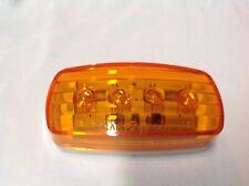Bargman 47-58-032 Amber LED Clearance Light