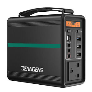 166Wh Solar Power Station Portable Generator Charger Emergency Power Supply A+