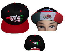 Hecho En Mexico Mexican  Baseball Caps Hats Snap Backs Embroidered  (CapMx85*)