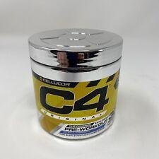 ** Cellucor C4 Original Pre-workout ** ** Icy Blue Raspberry - 195g **