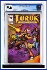 Turok Dinosaur Hunter #5 CGC Graded 9.6 Valiant November 1995 Comic Book