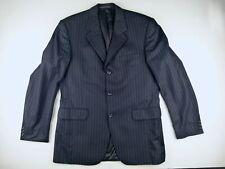 """G182 TIGER OF SWEDEN pinstripe wool blazer size 52 (chest 40""""), excellent cond!"""