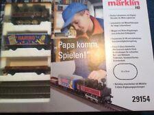 """Märklin H0 Modellbau Starter-Set (29154) """"Papa komm spielen"""""""