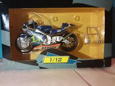 ALTAYA 1/12 MOTO GP SUZUKI RGV500-KENNY ROBERTS JR 2000 NEUF BOITE