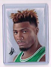 2017 ACEO Sketch Card MARCUS SMART Boston Celtics 1/1