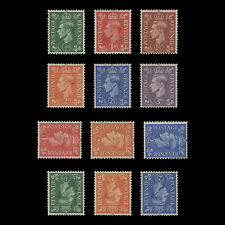 Great Britain 1941 (MLH) King George VI Definitives
