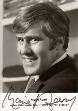 Mario Adorf Original Signed Rob houwer AK 60er