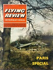 FLYING REVIEW JUN 67 WW2 Ar196_CONCORDE_B737_VIGGEN_He162_SWORDFISH_RN HELOS