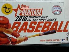 2016 Topps  Heritage U Pick 10 Base, New Age Performers, Than & Now, Flashbacks