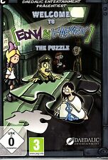 Edna & Harvey - The Puzzle - PC - deutsch - Neu / OVP