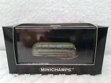 Minichamps 1/160 N Scale Mercedes Benz 0321H Aachener Strassenbahn Powered Bus