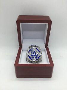 2020 Los Angeles Dodgers Championship Ring World Series Julios Urias Ring Set