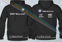 TEAM BMW MOTORRAD Maglietta HOODIE   NEW EDITION   INTEL LOGO RACING SPORT