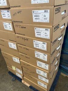 New Polycom RealPresence Trio 8800 2200-66070-001 Latest Rev - Warranty