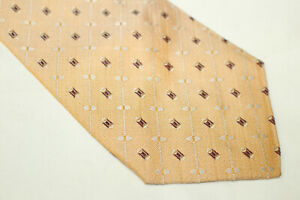 JC DE CASTELBAJAC Silk tie Made in Italy F13988 man
