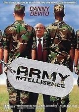 Army Intelligence (DVD, Danny DeVito) RARE BRAND NEW SEALED