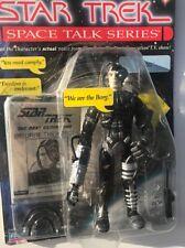 "NIB 1995 Star Trek  /""Q/""  Space Talk Series by Playmates"
