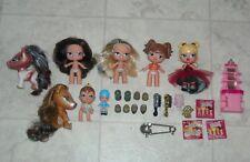Bratz Babyz Lil Angelz lot dolls Ponyz