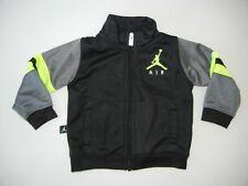 Nike JUMPMAN Jordan Black BABY JACKET Basketball Gym Coat Sz 6-9 MONTH Newborn
