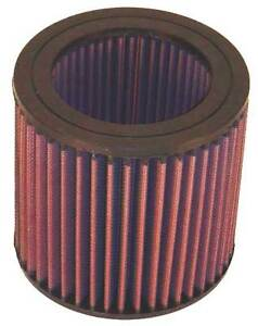 K&N ROUND ELEMENT for Saab 9-5 2.0-3.0L 1998-04 KN E-2455
