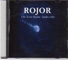 (AY516) Rojor, On Your Radar - DJ CD
