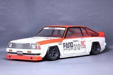 PANDORA RC PAB-118 Nissan Sunny (B310) clear body