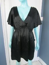 SEE BY CHLOE SIZE 12 UK SILK POCKETED SHIRT DRESS 100% AUTHENTIC