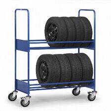 Fetra Reifenwagen Reifentransport 250 kg Tragkraft 4586 .