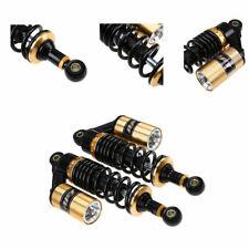2x 280mm Motorcycle Air Shock Absorber Rear Suspension for Honda Kawasaki BMW US