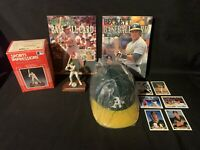 JOSE CANSECO  BECKETT PRICE Oakland A's Lot Batting Helmet Spirts Impressions