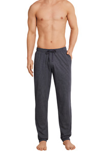 Lounge Trousers Long Pants 48-66 S-7XL Casual Schiesser Men's Mix & Relax