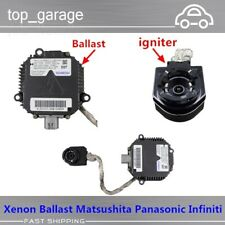 Matsushita OEM Ballast Igniter D2R D2S HID Xenon Headlight For Nissan Infiniti