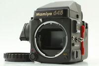 [N MINT] Mamiya M645 Super Medium Format Film Camera Body AE Finder From JAPAN