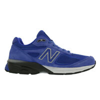 New Balance M990RY4 Royal Blue Suede Wide Running 990v4 Made in USA