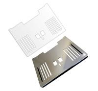 3-10 x Schutzfolie für DeLonghi PrimaDonna ECAM Tassenablage De Longhi 656.55